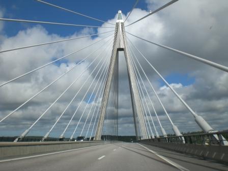 unterwegs Brücken