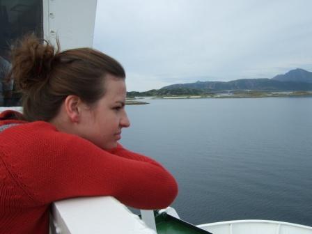 unveränderte Landschaft: Fjorde, Brücken, Inseln, Berge…