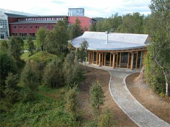 Árdna der Uni in Tromsø