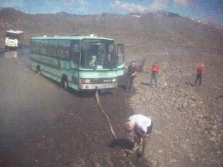 Busschleppaktion