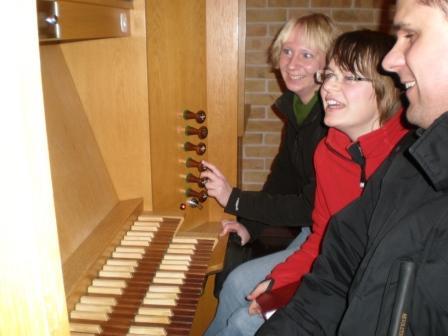 Orgelgeklimper