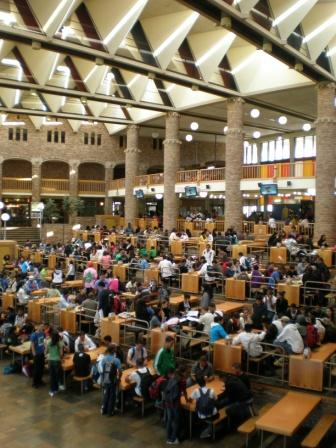 University of Western Cape - Main Hall