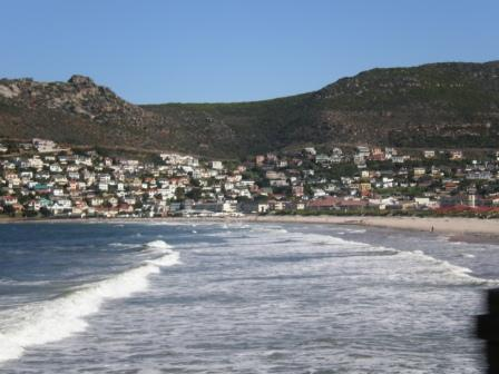 Strand in Simon's Town