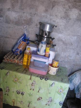 ihre Küche …